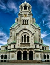 Alexander-Nevsky-Cathedral-Sofia-Bulgaria-a-beautiful-buildin